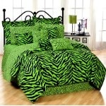 i want this!Zebras Beds, Zebra Bedding, Limes Green, Zebras Prints, Bedrooms, Green Zebras, Bedding Sets, Beds Sets, Comforters Sets