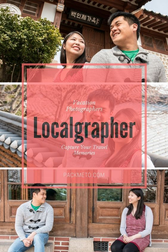 Preserve your travel memories and capture special vacation moments with Localgrapher in over 100 destinations | packmeto.com