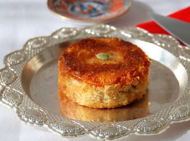 20. Odisha CHHENA PODA This is an Oriya dessert made from baked ricotta cheese. It is a sort of 'Indian cheesecake' and is absolutely mind...