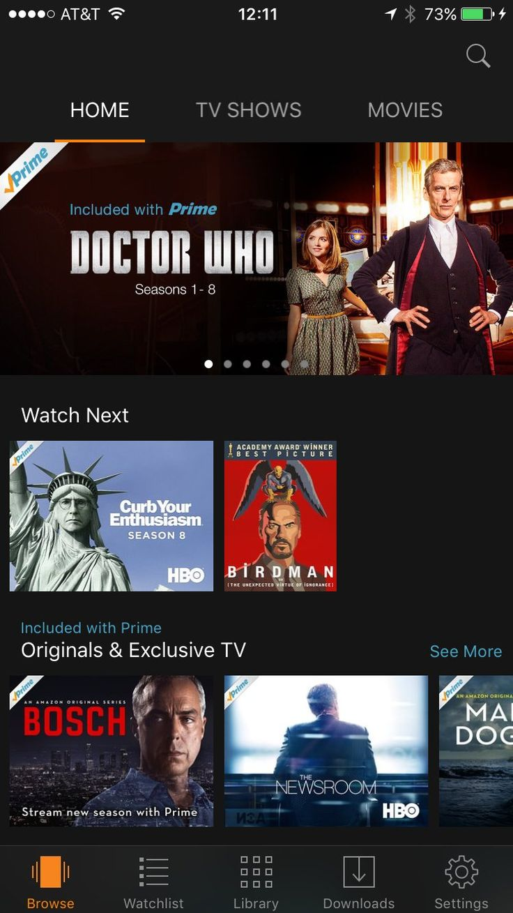 All you'll need isthe Amazon Video app, an iPhone or iPad, and, of course, an Apple TV.