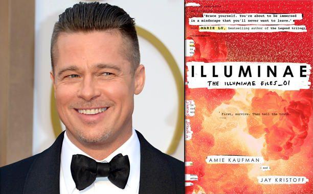 Brad Pitt's Plan B and Warner Bros. adapting YA sci-fi tale Illuminae   EW.com
