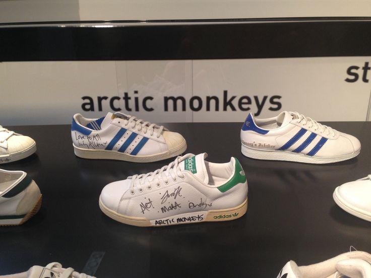 Arctic Monkeys are Adidas fan so are we #boostbirhakeim