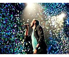 Coldplay's concert tickets for sale in Dubai