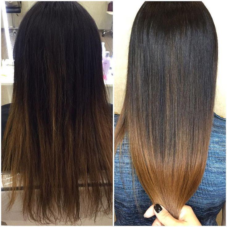 Кератиновое выпрямление волос от Honma Tokyo мастер Анна  #BeautyTime 375296670625