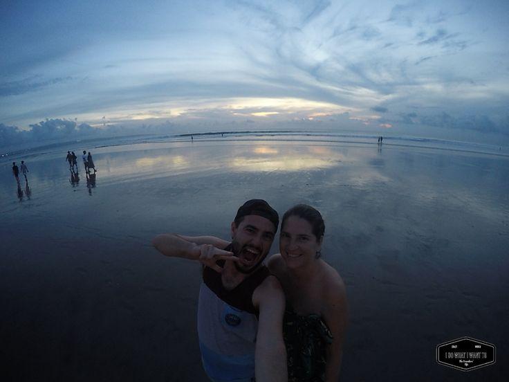 Noviembre 2016 Se acabaronnuestros días de interior: ¡hola sol! ¡hola playa! Pues sí, dejamos Ubud y nos dirigimos al sur de la isla de Bali, a Kuta. Nos habían dicho que esta zona de Bali es la m…