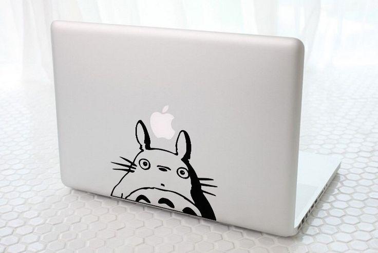 Totoro inspecteren - Anime Decal voor Macbook, Laptop, iPad, iPhone, auto,, Windows ramen,, Wall, Nintendo 3ds, XBox, Playstation etc door OtakuDecals op Etsy https://www.etsy.com/nl/listing/204284424/totoro-inspecteren-anime-decal-voor