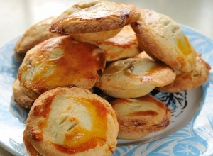 What's Christmas without mince pies! Check out Sam's recipe here.