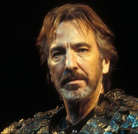 """Antony in the National Theatre's production of Shakespeare's """"Antony and Cleoparta"""" directed by Sean Mathias at the National Theatre in London. (1998)"""