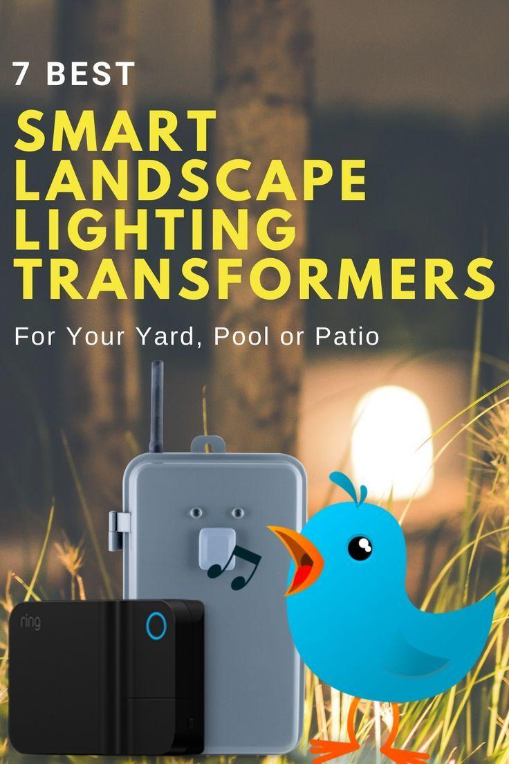 7 best wifi landscape lighting