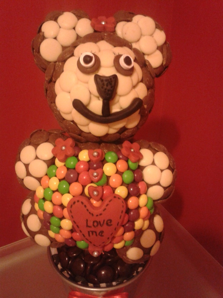 Another bear for Valentines