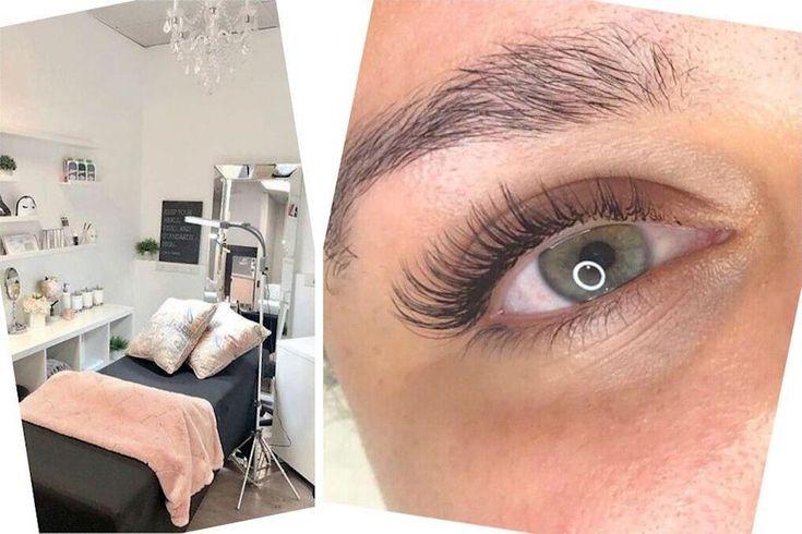 Eyelash regrowth semi permanent eyelash extensions near
