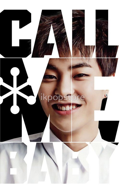 EXO Xiumin 'Call Me Baby'