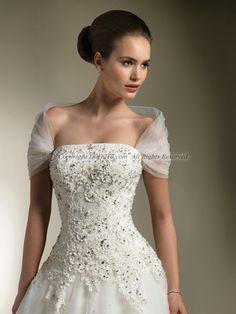 Bridesmaid Dress Add Sleeves