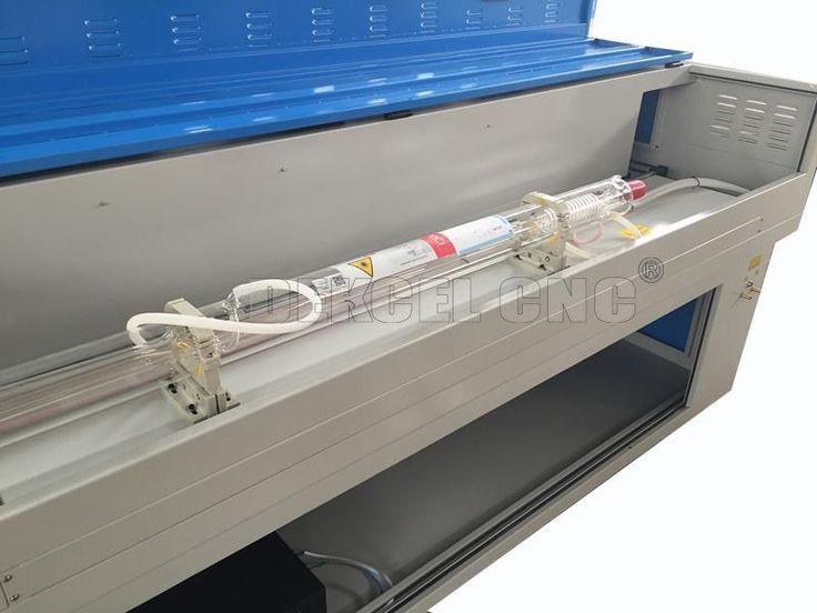 Cheap co2 wood laser cutter 150w reci tube