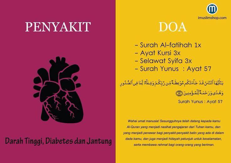 Darah tinggi,diabetes dan jantung