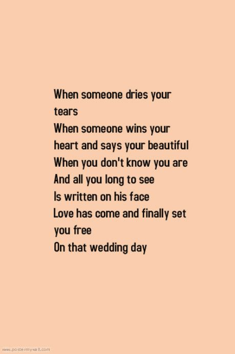 Our Wedding Day In Heaven So Encouraging