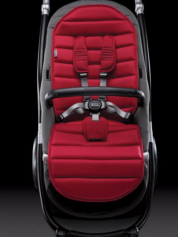 Red Pepper Color Pack for Affinity Stroller by Britax - Britax USA