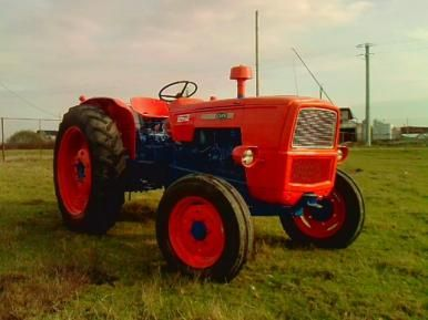 how to find fiat tractor model