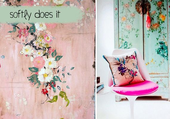 Chinoiserie is gloriously trendy this year. Let it adorn your walls and accessories! http://homeology.co.za/trends/trend-7-chinoiserie/