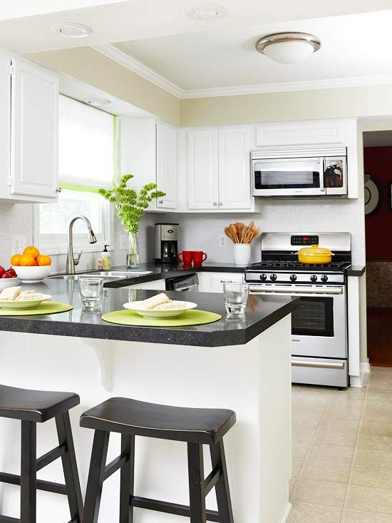 Ideas for kitchen space savers new decorating ideas for Kitchen space savers