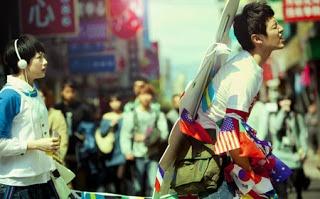 KO Chen Tung & CHIEN Man Shu star in When a Wolf Falls in Love with a Sheep at TFEFF13  #terracottafilmfestival #filmfestival #tfeff13 #Taiwan #eastasia #asianfilm #KoChenTung #ChenManShu