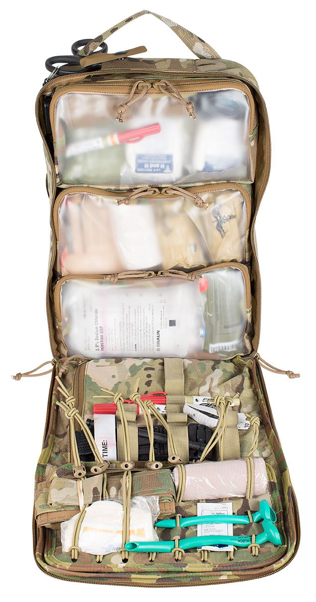FirstSpear, LLC :: Packs & Bags :: Packs :: Medical Trauma Assault Pack (MTAP), Thin Profile