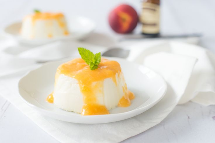 Video: Panna Cotta met nectarine