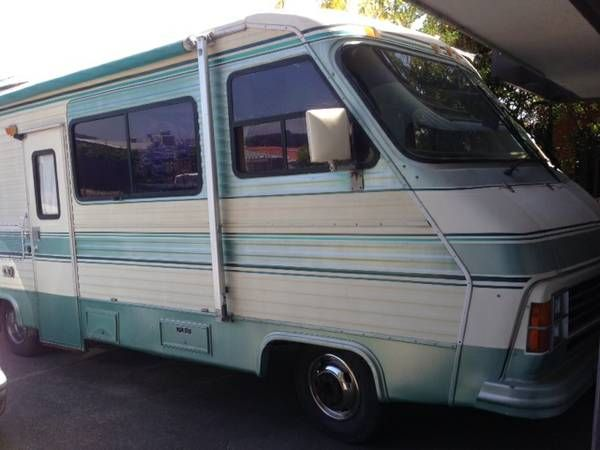1987 Chevy La Salle RV 27' | camping with rvs | Recreational