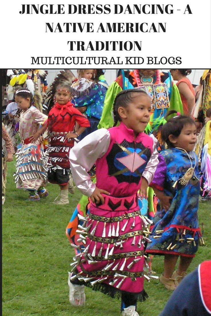 Jingle Dress Dancing: A Beautiful Native American Tradition   Multicultural Kid Blogs