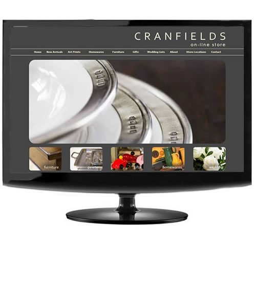 Cranfields gift and homewares store in Wellington, selling online worldwide.