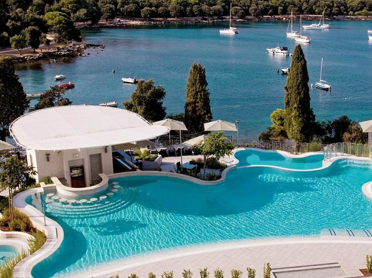 Hotel Monte Mulini Rovinj Croatia The Leading Hotels Of World