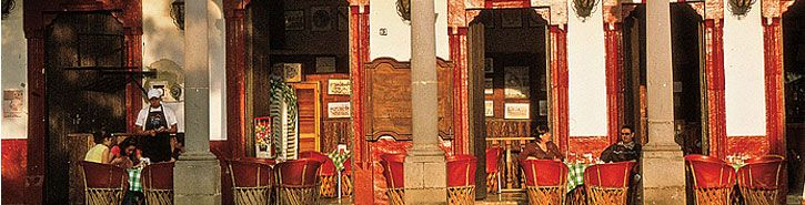 Restaurantes Famosos en Guadalajara