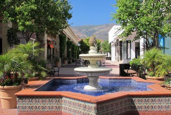 Enjoy an afternoon of shopping at La Cumbre Plaza in Santa Barbara