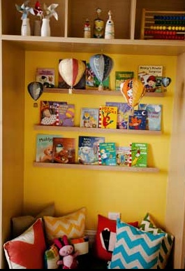 Love this!! This is from the blocks Dale & Sophie's kids room. Love it!!