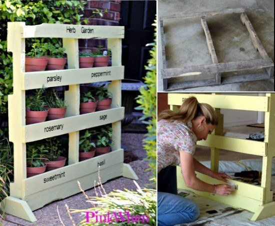 16 günstige und einfache Selbstmach-Pflanzkasten, die Ihren Garten oder Balkon verschönern! - DIY Bastelideen