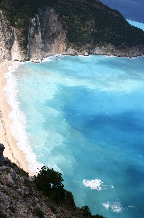 Myrtos beach - Kefalonia Island Greece