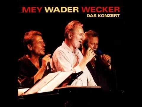 MeyWaderWecker - 05 - Komm giess mein Glas noch einmal ein - YouTube