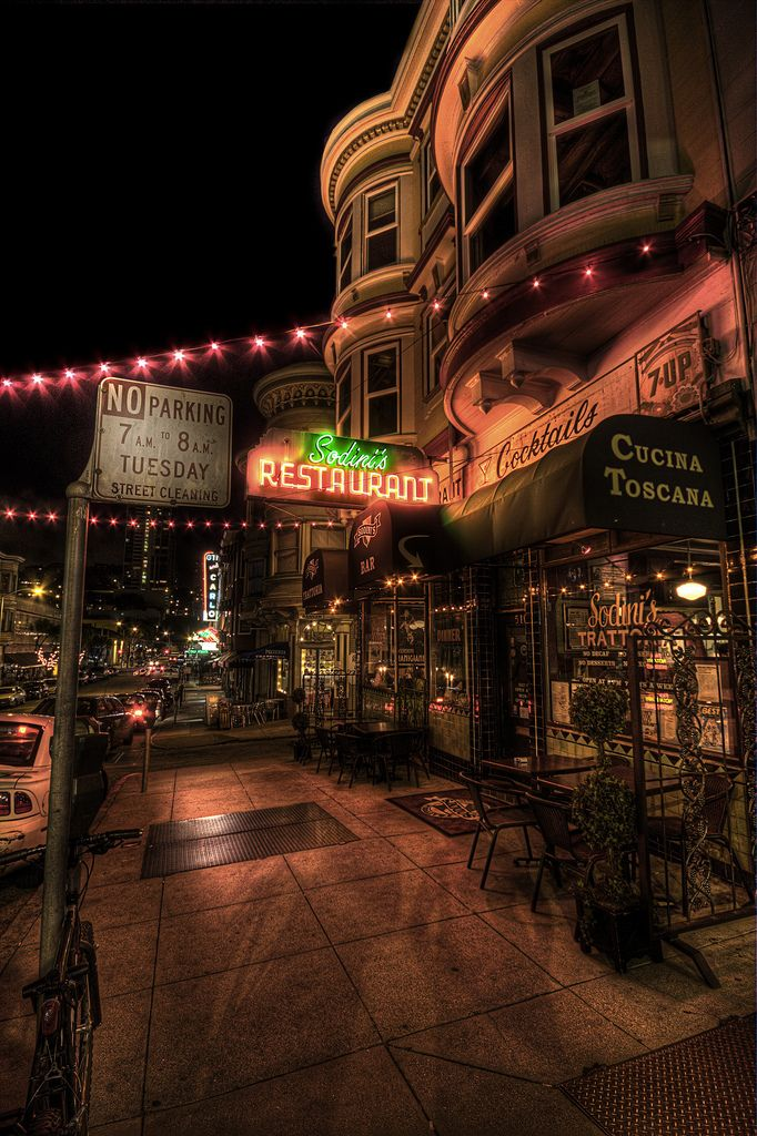 Little Italy, North Shore, San Francisco