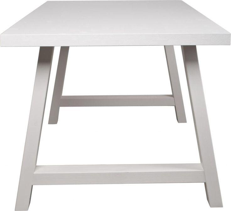 Tafel A-Framed - 230 cm - Wit - Zuiver
