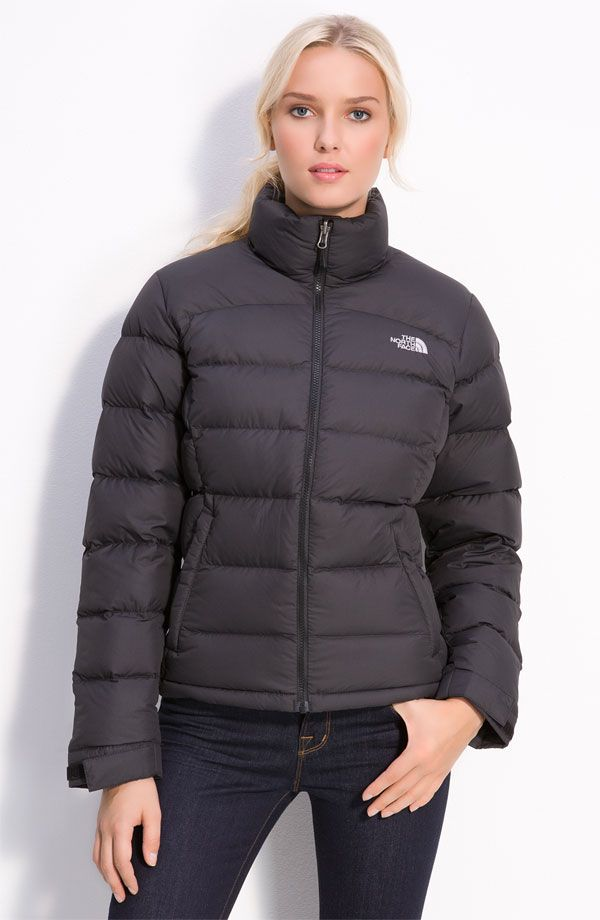 warmest north face down jacket -