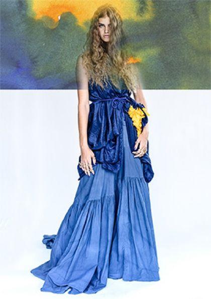 Editorials   a fashion friend   Weeping Colour