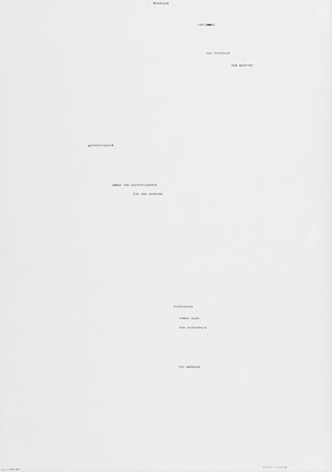 Helmut Schmid 1970s palabras en letras