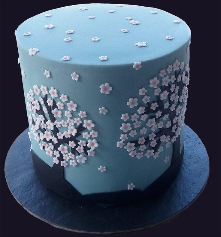 Best 25+ Elegant Birthday Cakes Ideas On Pinterest