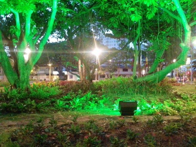 Parque #LacidesSegovia