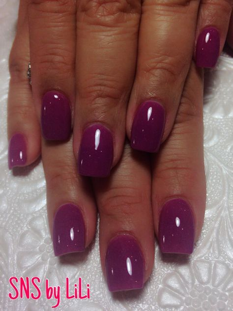 Nails Colors Sns Fall 70+ Ideas For 2019 in 2020 | Sns ...