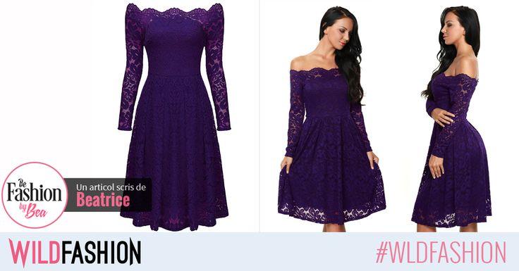 Cauti rochia perfecta pentru nopti de vara trendy? Ia-o pe aceasta!