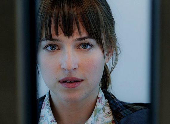 """Anastasia Steele is a socially awkward, clumsy, nerd-virgin who has no idea how super-duper hot she is under her frumpy cardigan sweater and messy ponytail. But when Christian Grey (the youngest, hottest billionaire in all the land) meets her, he instantly sees her naughty sex-kitten potential, and then she bites her lip and it's all over - he's smitten...""  A hilarious summary of #50ShadesofGrey for anyone smart enough not to read/see it, but interested enough to know."