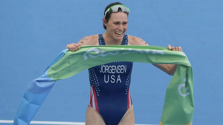 Top triathlon moments from the 2016 Rio Olympics.