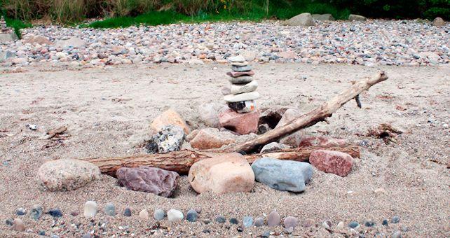 Markgrafenheide Strand