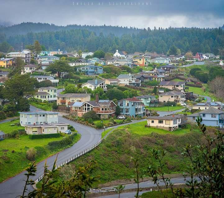 Trinidad Humboldt County California